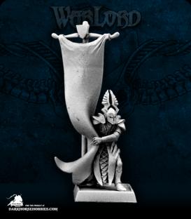 Warlord: Elves - Elven Standard Bearer