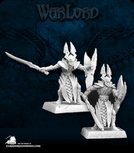 Warlord: Elves - Elven Royal Guardsmen Adept Box Set