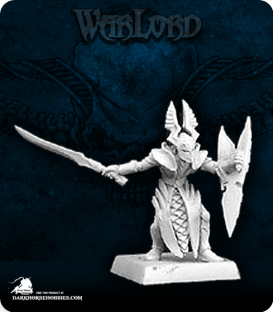 Warlord: Elves - Elven Royal Guardsman