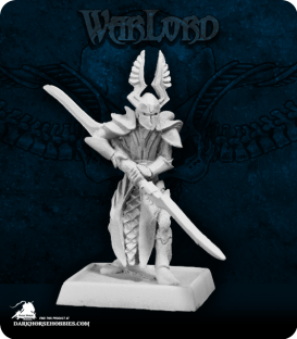 Warlord: Elves - Raynor, Elven Royal Blademaster Sergeant