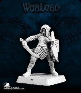 Warlord: Elves - Vale Warrior Grunt
