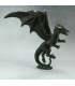 Dark Heaven Legends: Amber Dragon (painted by Alex Glocka)