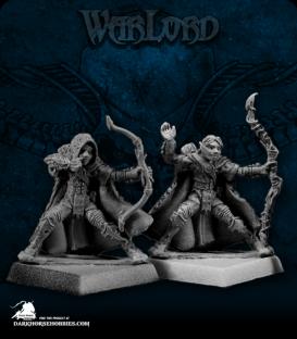 Warlord: Tembrithil/Elves - Elven Rangers Adept Box Set