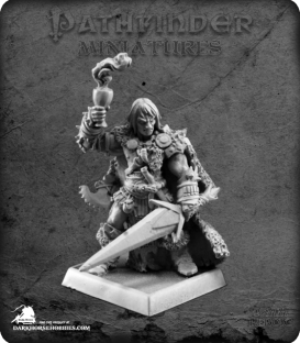 Pathfinder Miniatures: Kevoth-Kul, the Black Sovereign