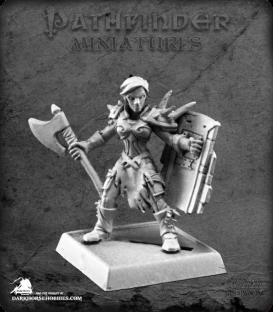 Pathfinder Miniatures: Kul Inkit