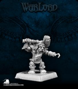 Warlord: Dwarves - Hagard the Maimed