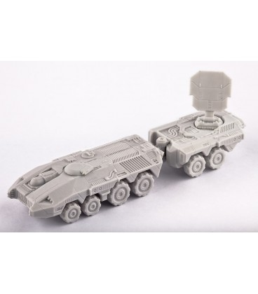 Dropzone Commander: UCM - Kodiak ACV (Armored Command Vehicle)