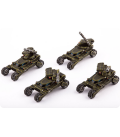 Dropzone Commander: UCM - Wolverine Scout Buggies (4)