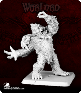 Warlord: Icingstead - Yeti Chieftain