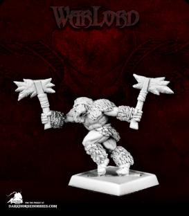 Warlord: Icingstead - Barbarian Berserker