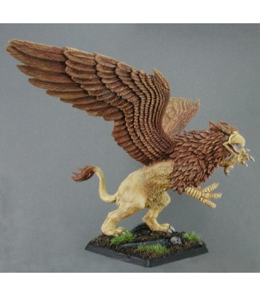 Warlord: Dwarves - Griffon (painted by Anne Foerster)