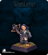 Warlord: Dwarves - Kara Foehunter, Hero
