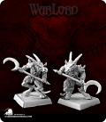 Warlord: Darkspawn - Goat Demons Grunt Box Set