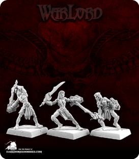 Warlord: Darkspawn - Isiri Warriors Grunt Box Set