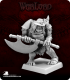 Warlord: Kargir - Gologh the Vicious, Black Orc Captain