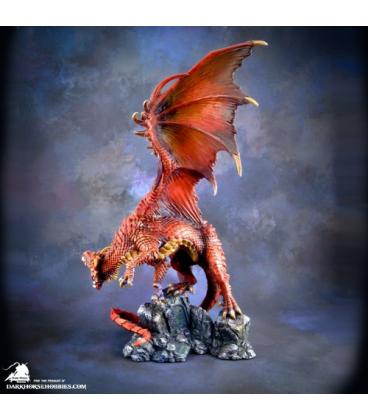 Dark Heaven Legends Bones: Narthrax (painted by Michael Proctor)