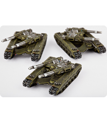 Dropzone Commander: UCM - Katana Light Tanks