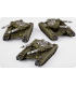 Dropzone Commander: UCM - Katana Light Tanks (3)