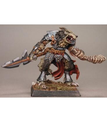 Warlord: Korborlas - Vasyl, Rageclaw Alpha (painted by Anne Foerster)