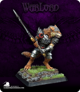 Warlord: Korborlas - Rageclaw Slayer (painted by Sean Fulton)