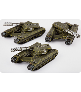 Dropzone Commander: UCM - Fireblade Light Tanks