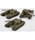 Dropzone Commander: UCM - Fireblade Light Tanks (3)