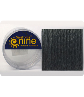 GF9 Hobby Round: Three Strand Rope 0.5mm (2m)