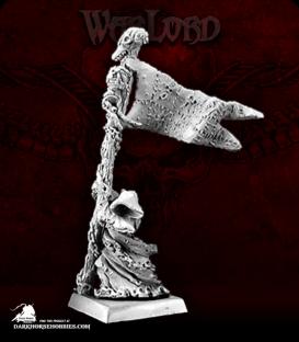 Warlord: Necropolis - Standard Bearer