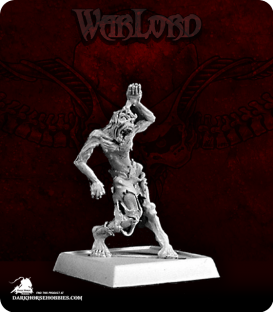 Warlord: Necropolis - Zombie Adept