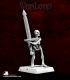 Warlord: Necropolis - Skeletal Swordsman Grunt