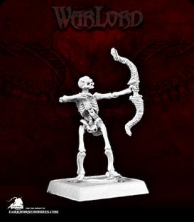 Warlord: Necropolis - Skeletal Archer Adept