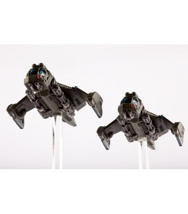 Dropzone Commander: UCM - Falcon Gunships