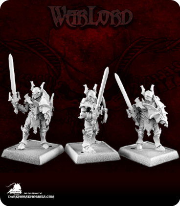 Warlord: Necropolis - Crimson Knights Box Set
