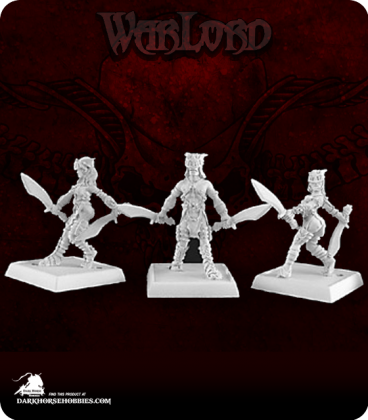 Warlord: Necropolis - Chattel Box Set