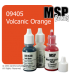 Master Series Paint: Bones Colors - 09405 Volcanic Orange (1/2 oz)