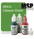 Master Series Paint: Bones Colors - 09414 Catseye Green (1/2 oz)