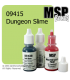 Master Series Paint: Bones Colors - 09415 Dungeon Slime (1/2 oz)