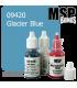Master Series Paint: Bones Colors - 09420 Glacier Blue (1/2 oz)