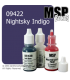 Master Series Paint: Bones Colors - 09422 Nightsky Indigo (1/2 oz)