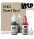 Master Series Paint: Bones Colors - 09432 Desert Sand (1/2 oz)