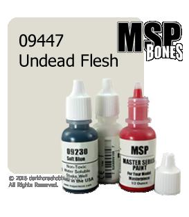 Master Series Paint: Bones Colors - 09447 Undead Flesh (1/2 oz)