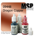 Master Series Paint: Bones Colors - 09448 Dragon Copper (1/2 oz)