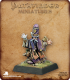 Pathfinder Miniatures: Balazar, Iconic Gnome Summoner