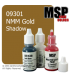 Master Series Paint: Core Colors - 09301 NMM Gold Shadow (1/2 oz)
