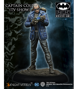 Batman Miniatures: Captain Cold