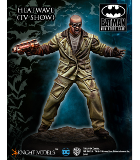 Batman Miniatures: Heatwave