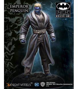 Batman Miniatures: Emperor Penguin
