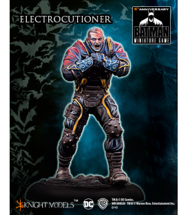 Batman Miniatures: Electrocutioner