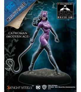 Batman Miniatures: Catwoman Modern Age - Multiverse