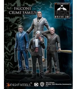 Batman Miniatures: Falcone Crime Family